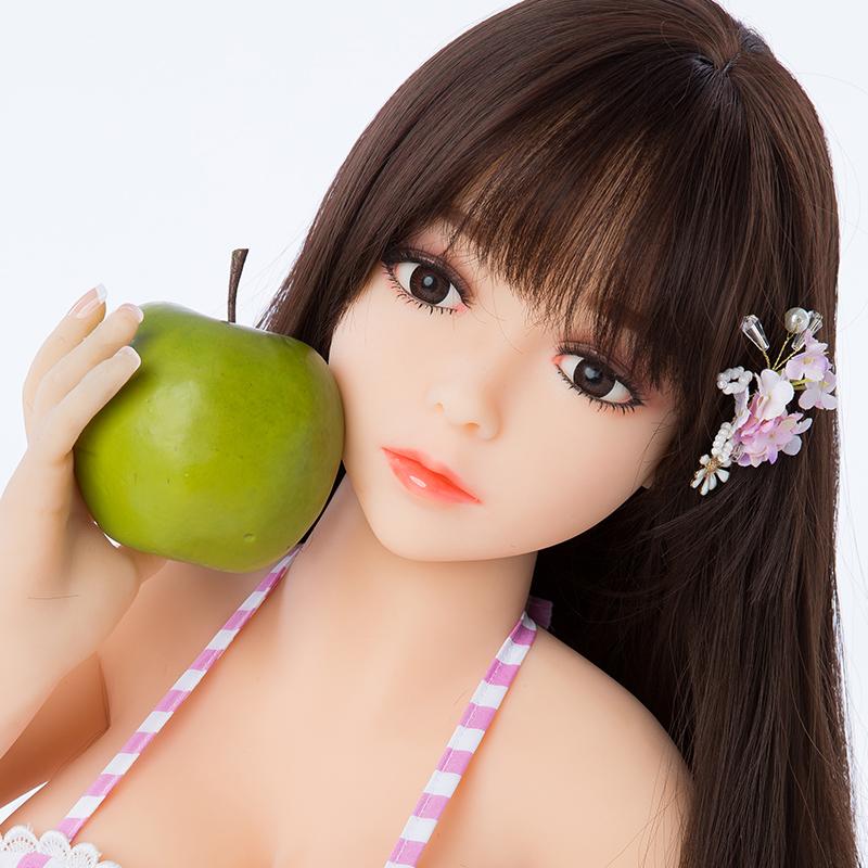 充气娃娃男用版智能仿真处女带阴毛半实体硅胶娃娃成人性用品