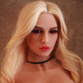俊影實體娃娃硅膠免充氣女娃男用仿真人歐美大胸人體模特賽賓娜