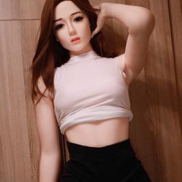 俊影 實體娃娃硅膠非充氣女真人男用美女機器人妻子日本 迪莉熱巴