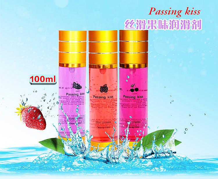 口娇液润滑油口爱人体润滑剂可食用舔食液情趣深喉口 果味油