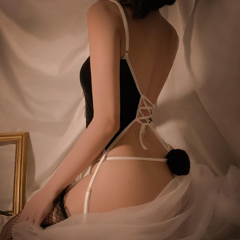 小草莓LSB內衣誘惑免脫服裝情趣性感超騷睡衣套裝激情午夜魅力騷x