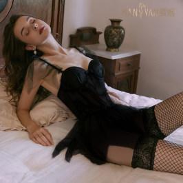 性感情趣內衣超騷馬甲誘惑火辣睡衣激情套裝騷變態挑逗大碼睡裙女