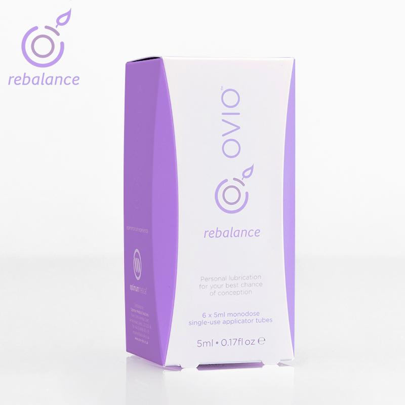 歐洲進口OVIO歐維奧備孕促助潤滑劑提高增精子活性堿性調理人體液