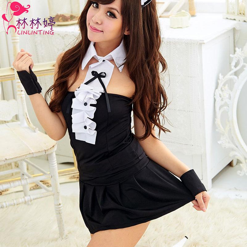 貓女裝制服 角色扮演品牌游戲制服日韓女式情趣內衣誘惑套裝調情