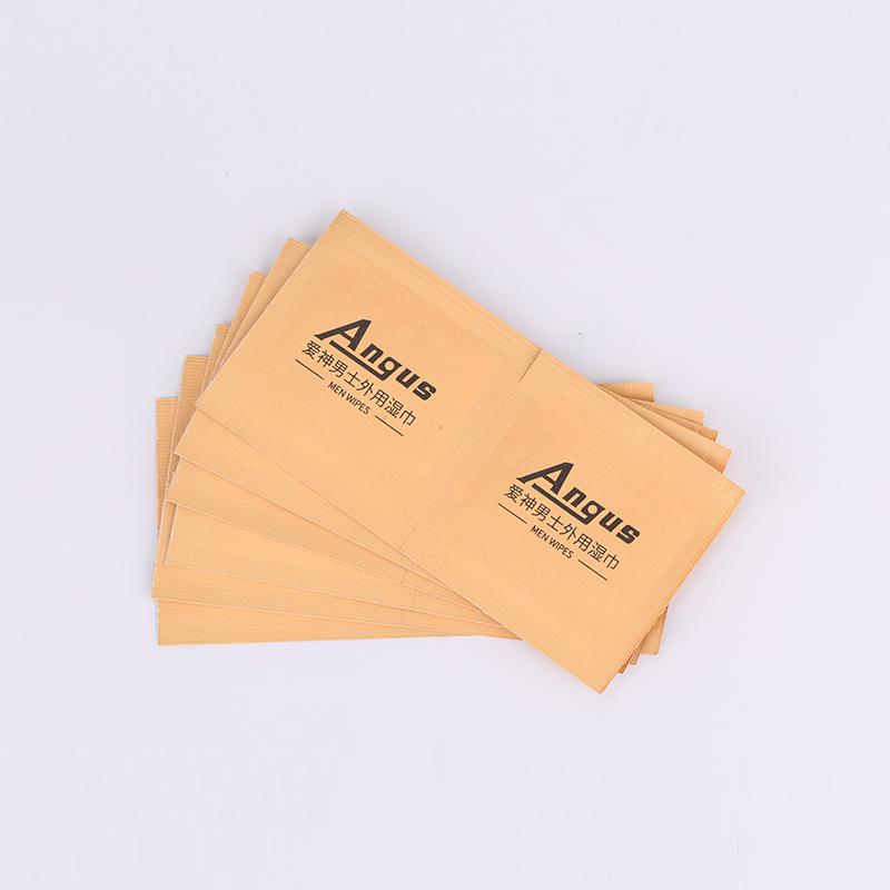 愛神男士外用濕巾 ANGUS12片裝