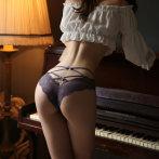 3條59元 性感蕾絲鏤空情趣內褲女式情趣內衣騷透明誘惑三角褲透視