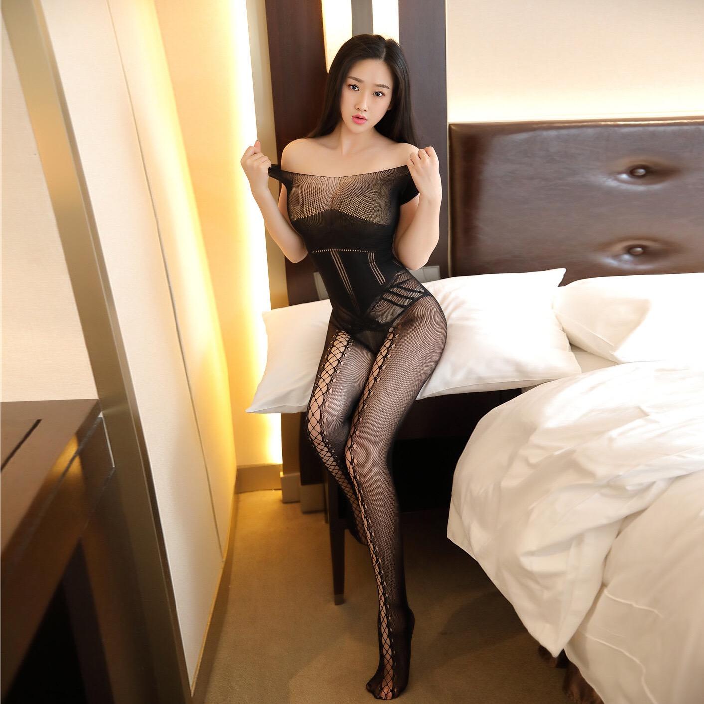 性感情趣内衣网衣骚透明睡衣挑逗服装丝袜诱惑衣服女激情套装超骚