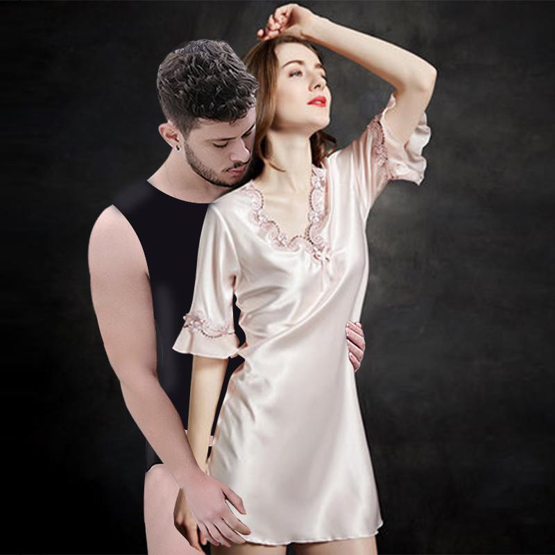 歐美情趣內衣激情套裝超騷性感制服午夜魅力睡衣挑逗小胸夫妻用品